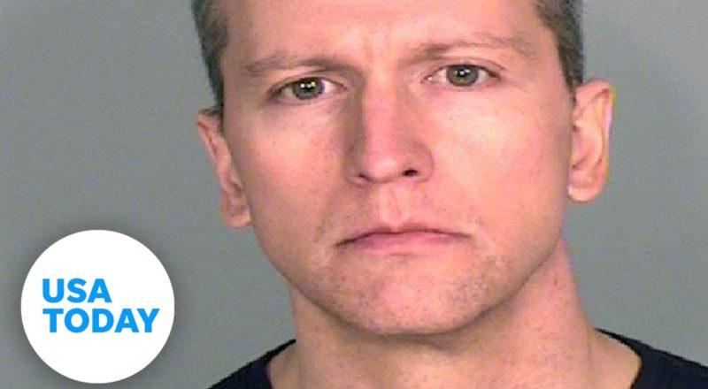 Derek Chauvin is sentenced in the death of George Floyd 4