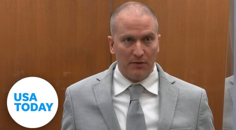 Derek Chauvin sentenced to 22.5 years for murder of George Floyd | USA TODAY 9