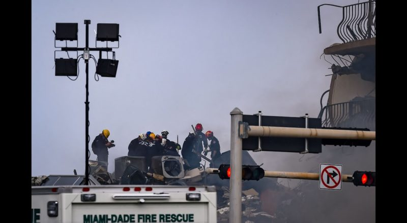 FL collapsed condo latest (LIVE) | USA TODAY 5