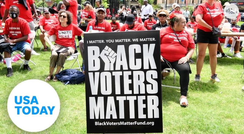 Freedom Ride for voting rights marks 60 years since the original | USA TODAY 4