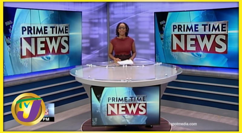 Jamaican News Headlines   TVJ News - June 24 2021 1