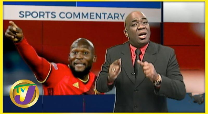 Romelu Lukaku | TVJ Sports Commentary - June 24 2021 1