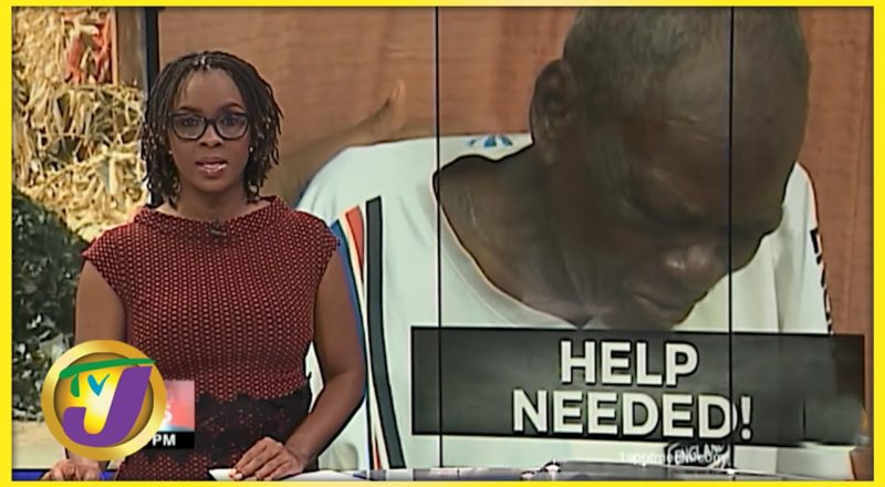 74 Yr Old Man Seeking Help | TVJ News - June 24 2021 1
