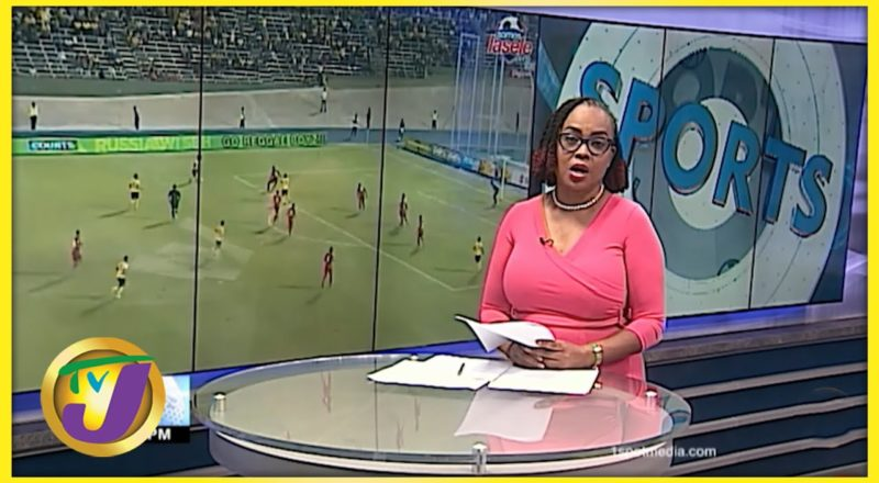 No Friendly Matches in Jamaica Before WC Qualifiers - June 24 2021 1