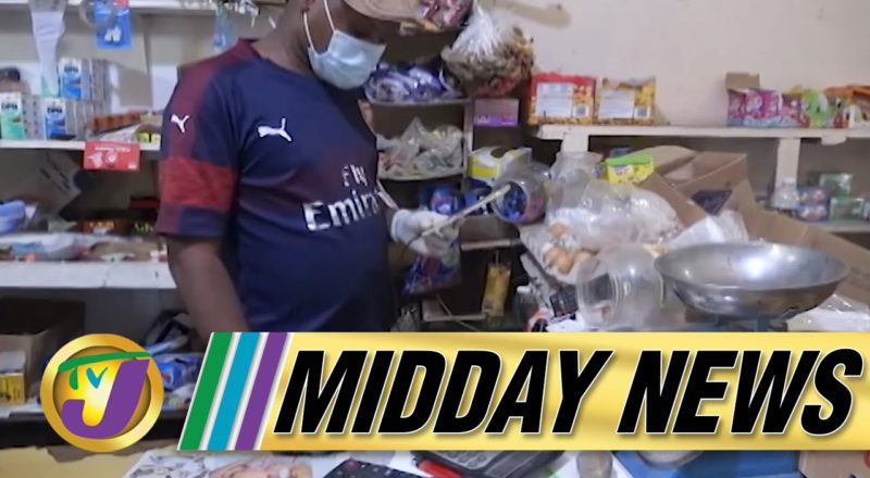 Warning of Possible Food Price Increase | Jamaican Nurses Fed Up with Non-Payment - June 25 2021 1