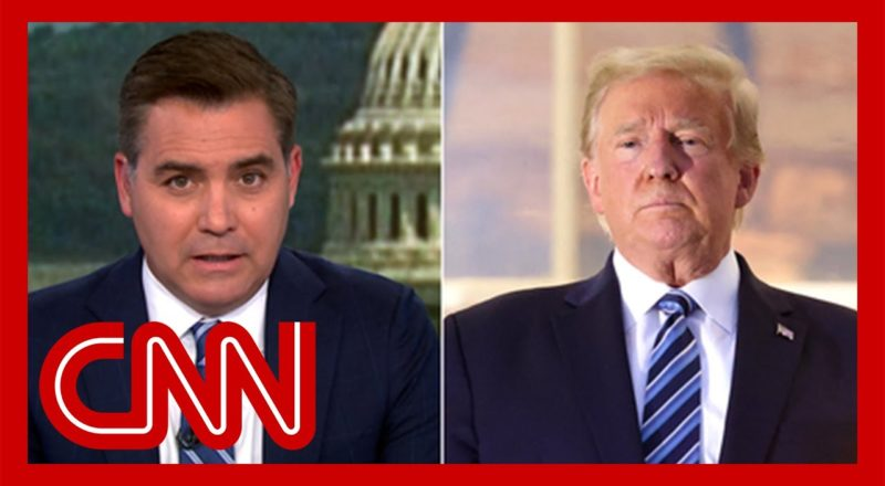 Jim Acosta: Trump has a clown car full of lies 1