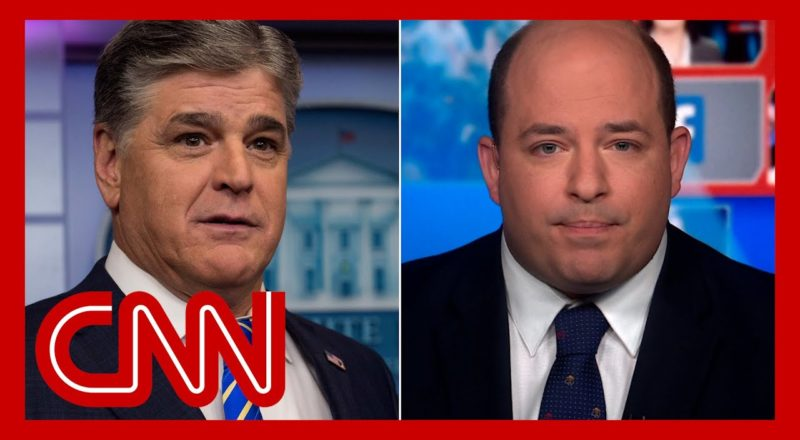 Stelter: I watched Hannity's show for a week. Here's what I found 1