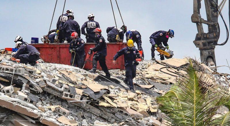 4 Canadian citizens unaccounted for in Florida condo collapse: consul 4