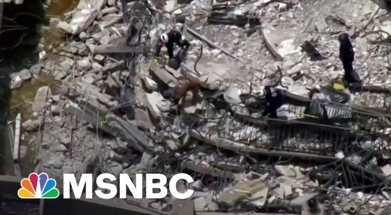 Florida Condo Collapse Death Toll Rises To 9, Search and Rescue Continues 1