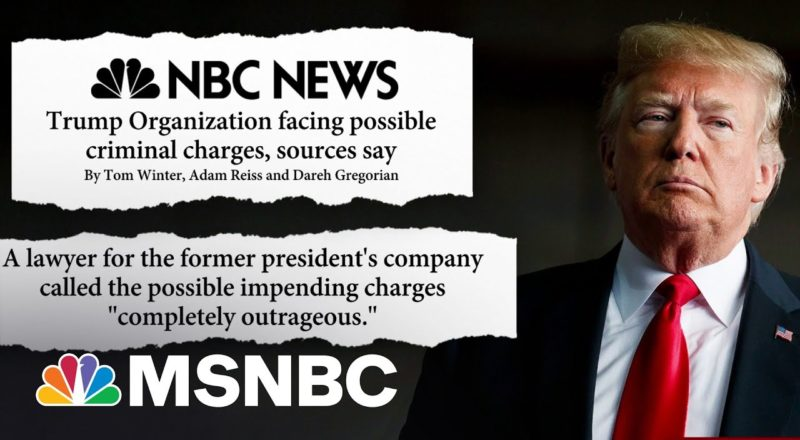 Time Running Out For The Trump Org | MSNBC 1
