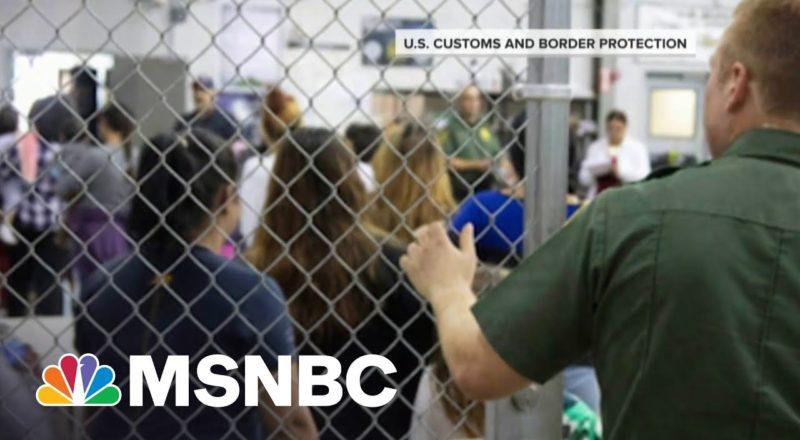 VP Harris Makes First Official Border Trip To El Paso, Texas | MSNBC 3
