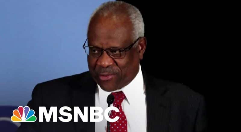 Justice Thomas Says Federal Laws Against Marijuana May Be Outdated 1