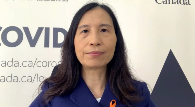 One-on-one with Canada's top doctor Theresa Tam 3