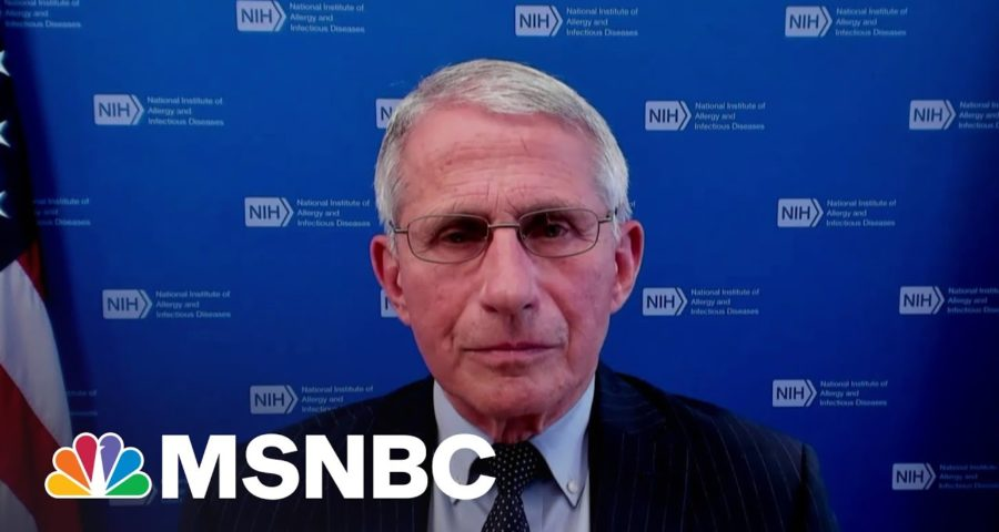 Dr. Fauci: The Covid-19 Pandemic 'Isn't Over Yet' 1