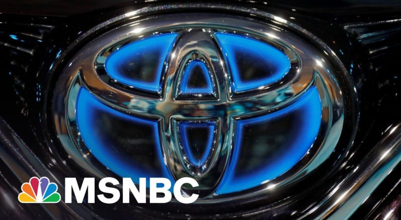 Toyota Defends Donations To Election Lie-Backing Republicans 7