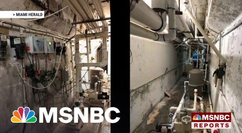 Florida Engineer: Condo Garage Photos 'Do Not Surprise Me' | MSNBC 1