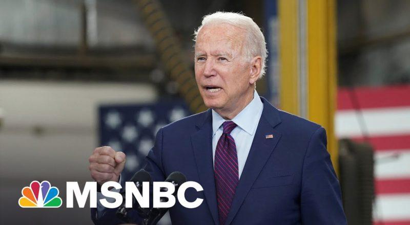 Biden Praises Bipartisan Infrastructure Deal During Visit To Wisconsin 3