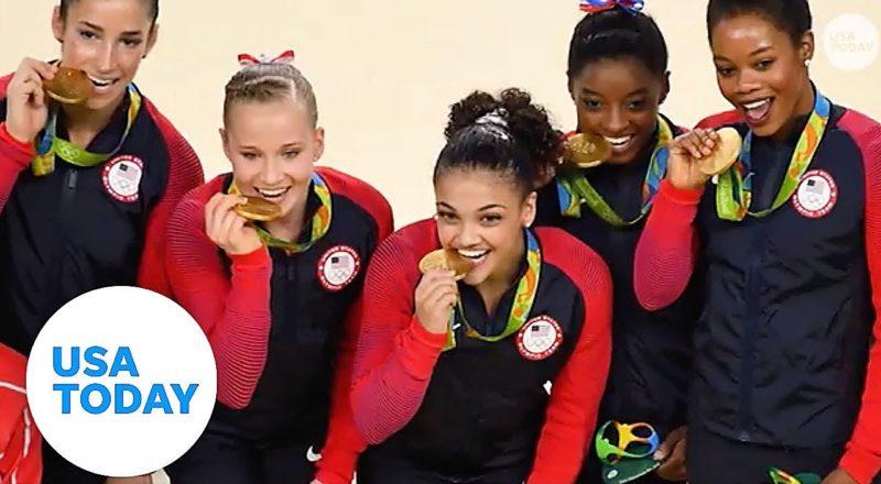 US women's gymnastics team set for Tokyo Olympics, includes Simone Biles | USA TODAY 1