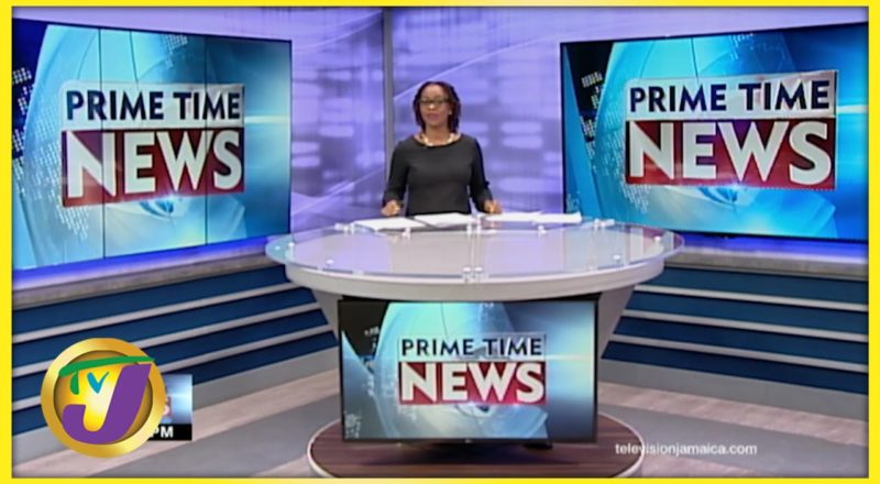 Jamaican News Headlines   TVJ News - June 25 2021 1
