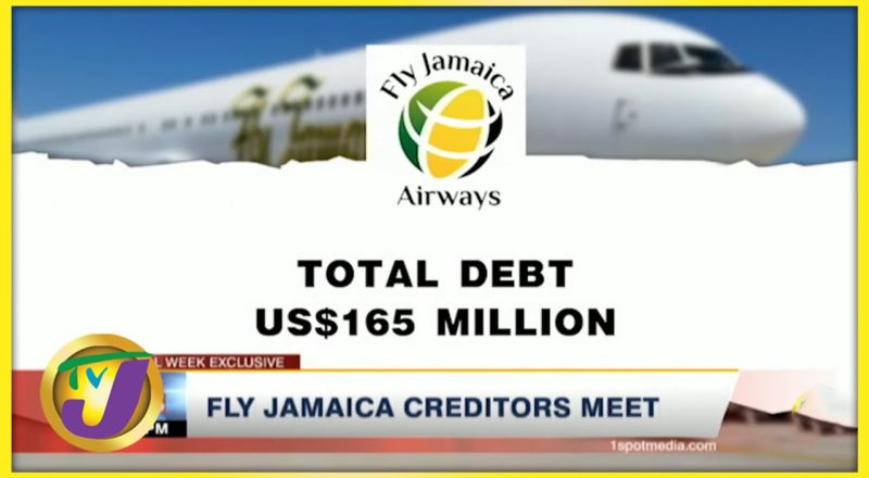 Fly Jamaica Bankruptcy Proceeding | TVJ Business Day - June 25 2021 1
