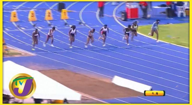 Jamaica's 2021 Track & Field Highlights - June 25 2021 1