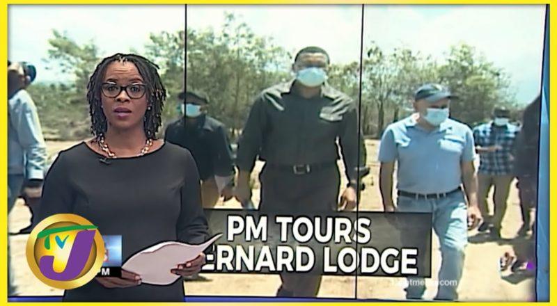 PM Tours Bernard Lodge | TVJ News - June 25 2021 1