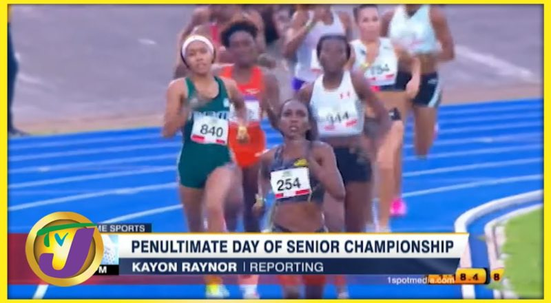 Jamaica's 2021 Track & Field Final Day Highlights - June 25 2021 1
