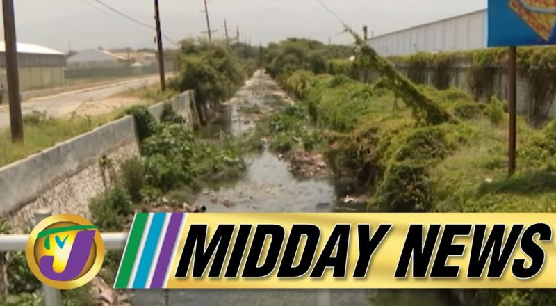 15 Storms Forecast this Hurricane Season, Is Jamaica Ready   TVJ Midday News - June 28 2021 1