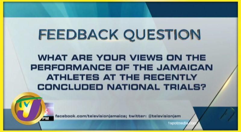 Feedback Question | TVJ News - June 28 2021 1