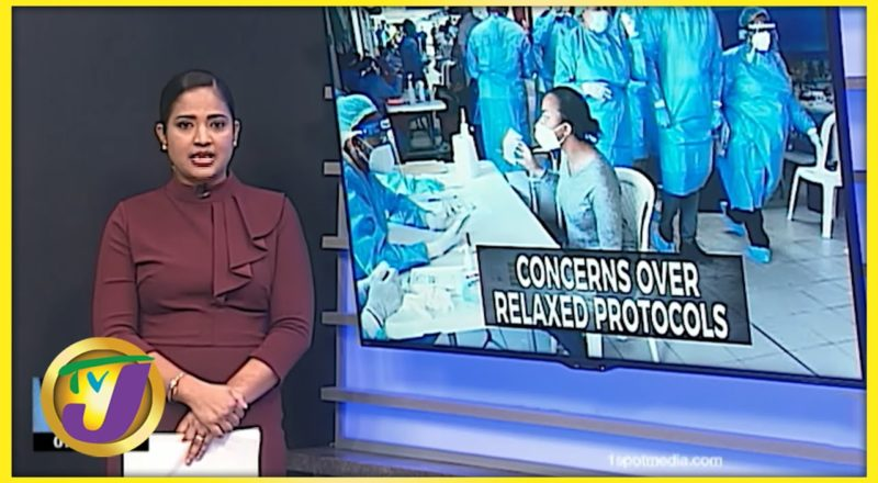 Public Health Experts Furious About Jamaica's Ease in Covid Restrictions   TVJ News - June 28 2021 1