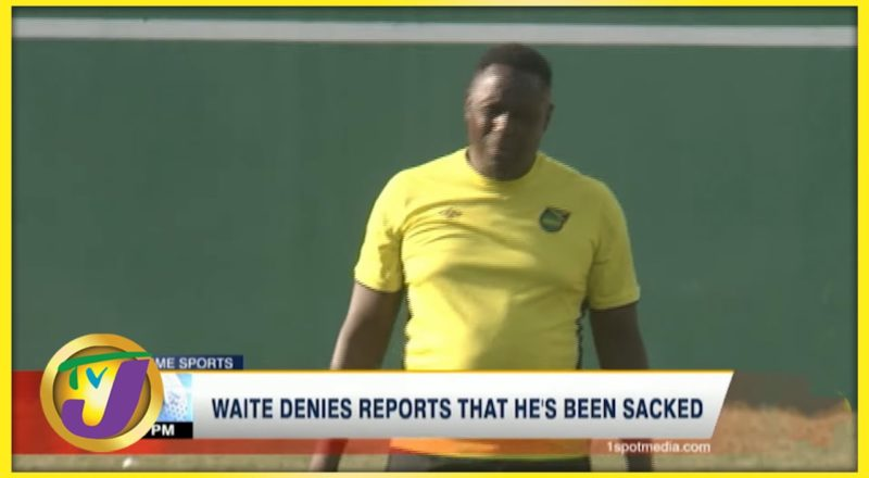 Waite Denies Reports that He's Been Sacked - June 28 2021 1