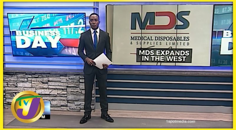 MDS Expands in Western Jamaica | TVJ Business Day - June 29 2021 1