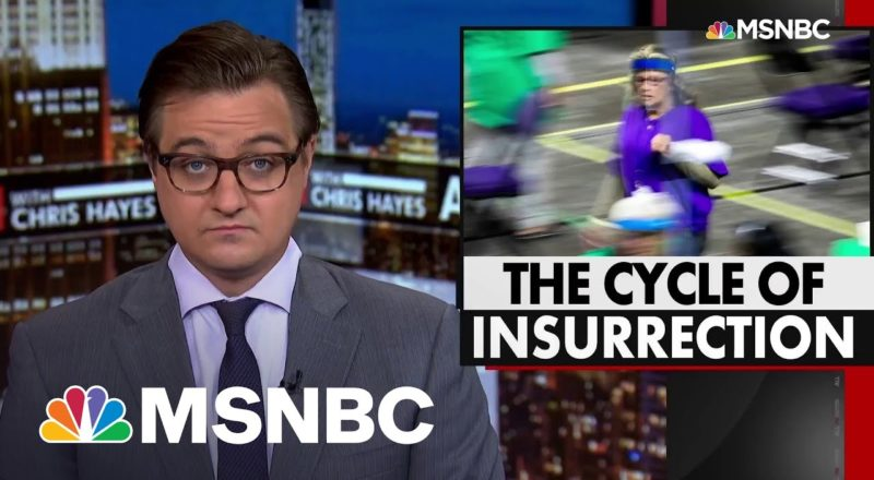 Chris Hayes: Breaking The Legitimacy Of Our Elections Breaks Everything Else 8