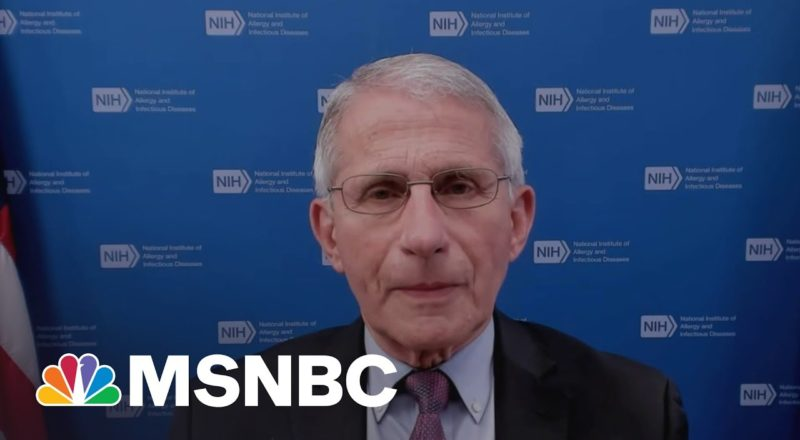 Dr. Fauci Reacts To The Release of Thousands Of His Work Emails 1