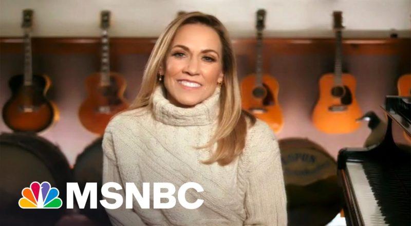 See Sheryl Crow Call Out Walmart For Censoring Her Gun Control Lyrics I MSNBC's Mavericks 1