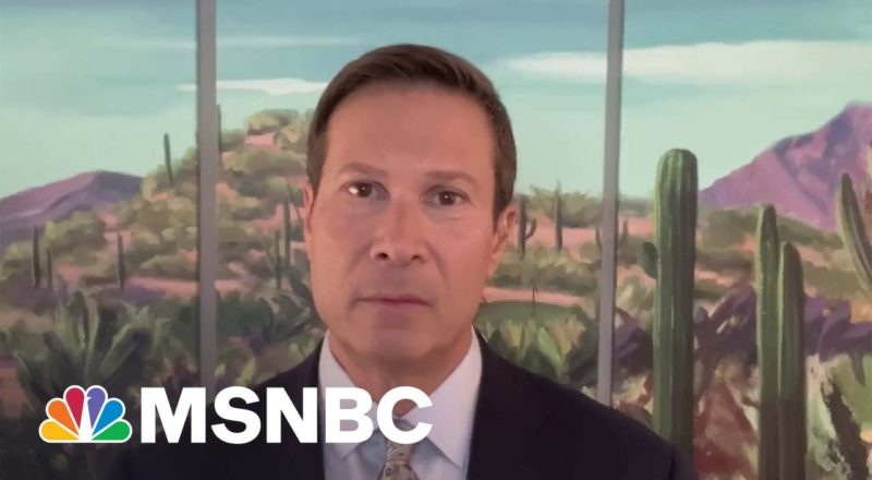 Figliuzzi On The Risks Of Election Audits Spreading To More States 1