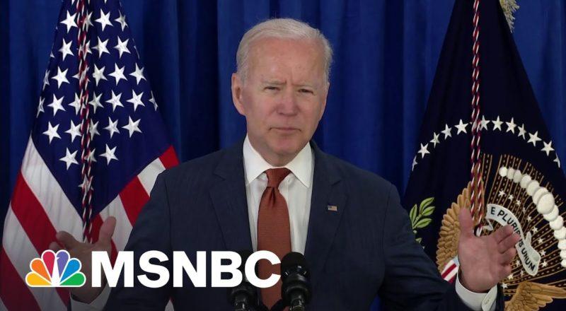 Biden Praises 'Historic Progress' Shown In May Jobs Report 1