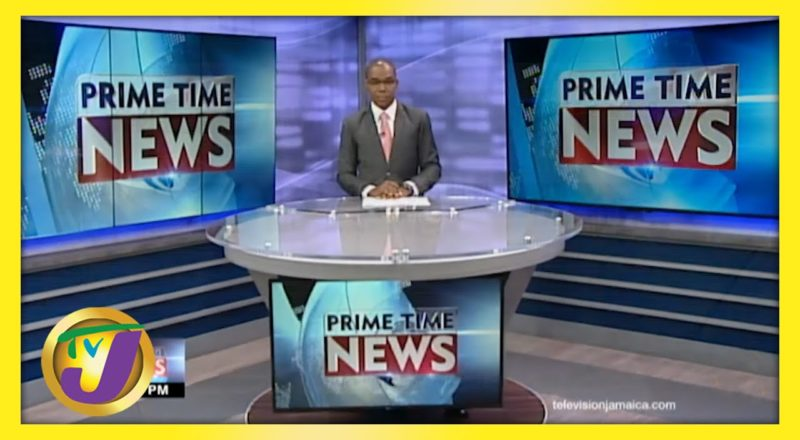 Jamaican News Headlines | TVJ News - June 2 2021 1