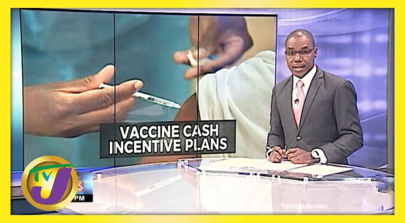 Jamaican Gov't to Give Vaccine Cash Incentive Programme | TVJ News - June 2 2021 1