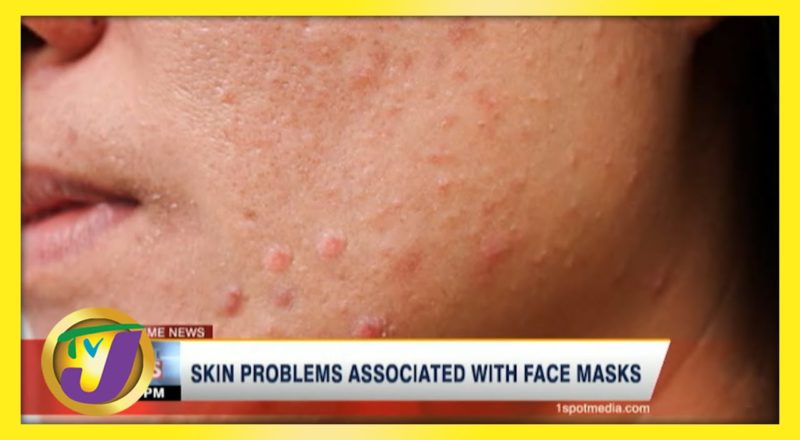Face Mask Skin Care   TVJ News - June 2 2021 1