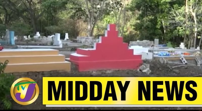 No Space to Bury the Dead in St. Thomas Jamaica | TVJ News - June 3 2021 1