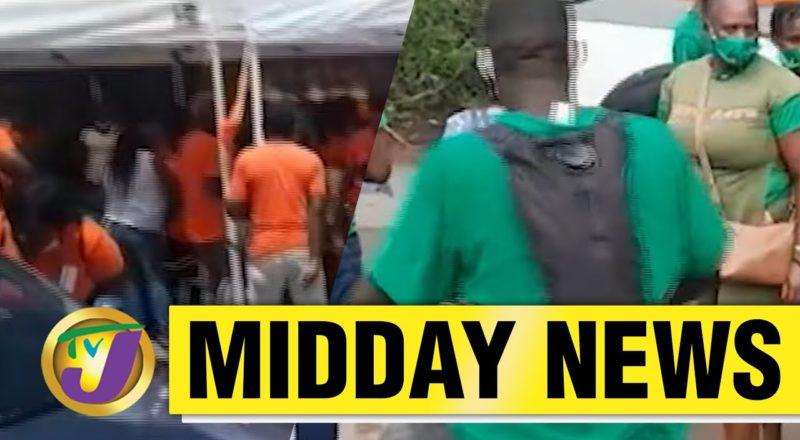 VOTE BUYING in Jamaica's Election - Report   TVJ News - June 3 2021 1