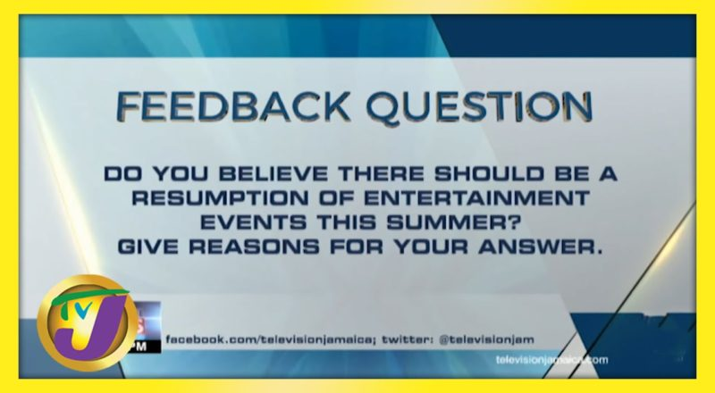 Feedback Question | TVJ News - June 3 2021 1
