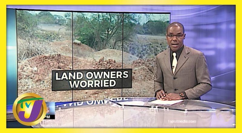 Hurricane Season Exacerbates Land Issue in Jamaica   TVJ News - June 3 2021 1