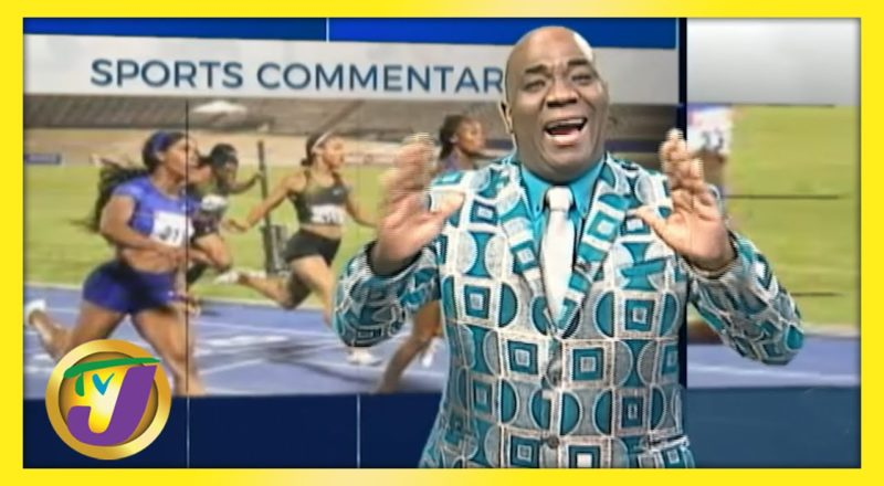 Jamaican Athletics Trails | TVJ Sports Commentary - June 3 2021 1