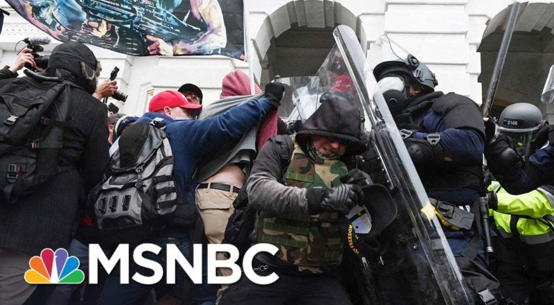 Capitol Police Abandoned By Congress After Jan 6 'Is Just Shameful' 1