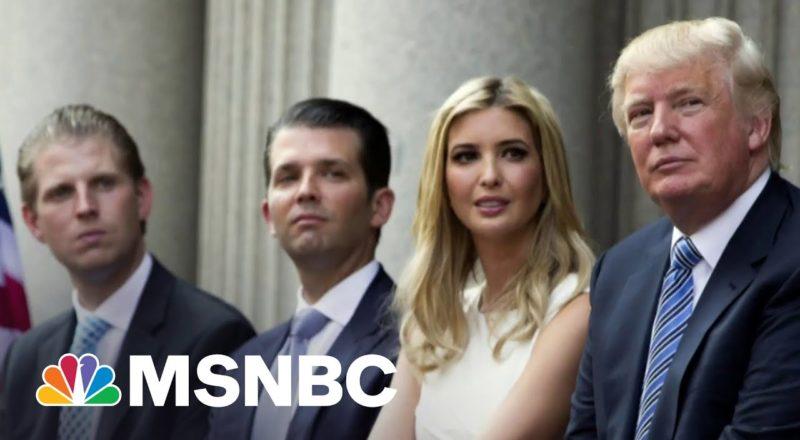 NYT: Senior Trump Org. Official Testifies Before Grand Jury 1
