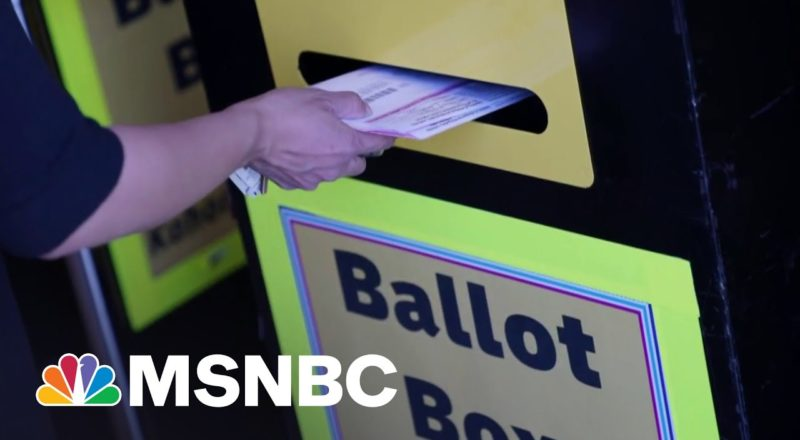 Nevada's Legislature Strengthens Voting Rights, Health Care 8