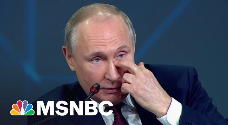 Putin Joins Pro-Trump Chorus In Making Excuses For January 6th Rioters 1