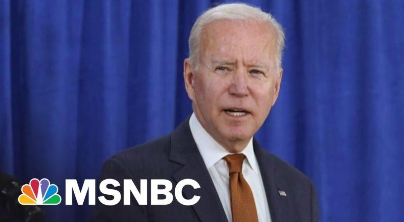 Biden Dismisses Latest Infrastructure Offer From GOP 1
